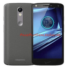 Motorola Droid Turbo 2 Xt1585 Verizon/Tmobile Gsm Unlocked Gray 32Gb Cell Phone