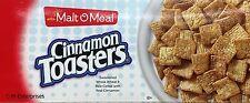 Malt O Meal Cinnamon Toasters Cereal 24.3 oz Bag