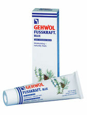 Gehwol Fusskraft Blue Moisturising Foot Cream 125ml Tube