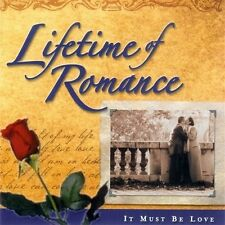 LIFETIME OF ROMANCE It Must Be Love TIME LIFE: Feat. Al Martino 2CD NEW