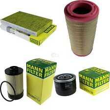 Mann-filter Inspection Set Set Iveco Daily IV Flatbed/