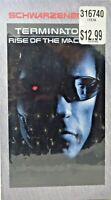 """New """"Terminator 3 Rise of the Machines"""" VHS 2003 Arnold Schwarzenegger, Action"""