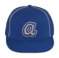 MLB Atlanta Braves American Needle Fitted Hat