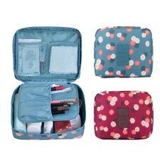 Organizador de Maquillaje Cosmético Bolsa De Almacenamiento Maquillaje casos de viaje