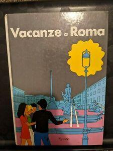 Vacanze a Roma, Hachette 1973, 2eme année d'italien