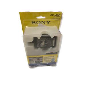 GENUINE SONY CYBER-SHOT AC-LS5K AC ADAPTOR - FOR CYBER-SHOT CAMERA New