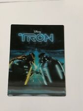 TRON LEGACY MAGNET FOR STEELBOOK, DISNEY.  3D FRIDGE MAGNET
