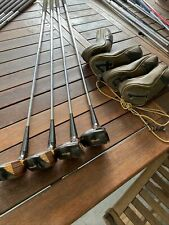 Vintage Lynx Prowler Golf Club Set of 4 Clubs -1 3 4 & 5 Right Handed Woods