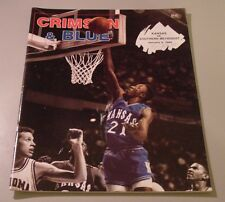 KU Jayhawk Basketball Program - Southern Methodist Jan 9, 1989