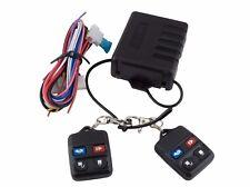 Cierre centralizado sistema de entrada sin llave con 2 controladores remoto para Ford Universal
