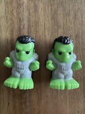Woolworths Hulk Marvel + OOSHIE Ooshies Toy Woolies