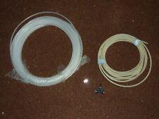 Pneumatic air / water / vacuum line nylon tubing & fittings