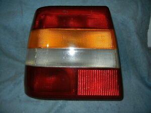 SAAB 9000 Hatchback Left Tail Light Lens 86 - 92