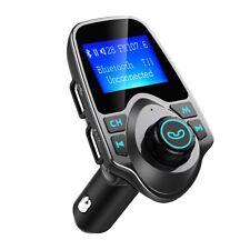 Transmisor FM Bluetooth para coche de Victsing gris