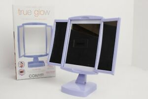 Conair True Glow 23684 LED Magnifying Mirror Lavender New in Box
