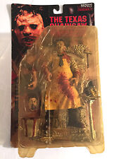 "McFarlane Texas Chainsaw Massacre Leatherface 7"" Action Figure NRFB"