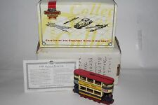 MATCHBOX COLLECTIBLES YET01-M 1920 PRESTON TRAM CAR BIRMINGHAM ENGLAND
