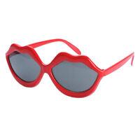 Fun Lips Shaped Specs Disco Sunglasses Wedding Hen Party Fancy Dress Glasses