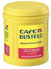2-Pack Café Bustelo Espresso (72oz.) Brand New. Ships Fast