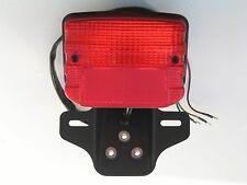 Taillight Honda CT70 CT 90 CG125 Tail Light 12V with Metal Bracket Bulb Scooter