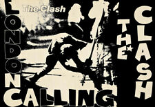 The Clash London Calling   Poster Print