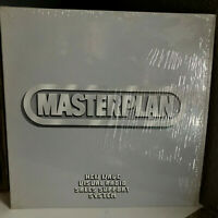 "MASTER PLAN - Marketing Campaign Jingles from 80's - 12"" Vinyl Record LP - EX"
