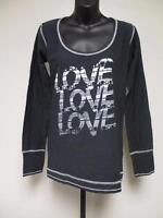 "New-James Dean /""Rebel/"" Womens Size XL XLarge Purple Shirt"