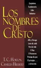 Nombres de Cristo (Spanish Edition)