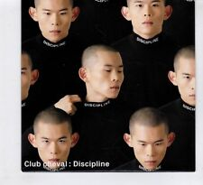 (HD75) Club Cheval, Discipline - 2015 DJ CD