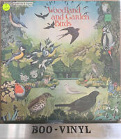 BBC Records Woodland and Garden Birds - UK 1976 2 x LP Vinyl Record Ex+ Con