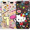 Genuine Hello Kitty Friends Fruit Jelly Case Galaxy S9 Case Galaxy S9 Plus Case