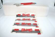 Vintage Koh-I-Noor Ejectomatic Leads w/Adapto 5611 Drafting Pencils Lot