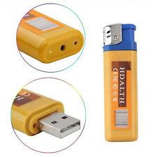Mini HD 720P Spy Camera Lighter Hidden USB DV DVR Video Recorder Cam Camcord Fun