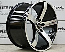 "18"" BM BLADE ALLOY WHEELS FOR 5X112 VW T3 T4 MERCEDES VITO VIANO V M CLASS"