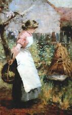 Gathering Honey by David Fulton Artwork by Selby Prints