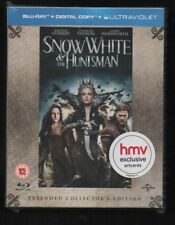 SNOW WHITE AND THE HUNTSMAN - EXTENDED COLLECTORS EDITION WITH ARTCARDS - SEALED