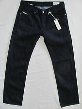 Men's Diesel Viker Regular Straight Jeans Wash 0R933 Dark Wash- Size 30 -NWT