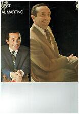 AL MARTINO LP ALBUM THE BEST OF AL MARTINO