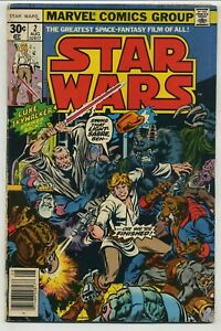 Star Wars 2 Original Marvel Series