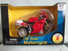 Kid Connection 1/18 Scale Ducati 998R Diecast Motorcycle