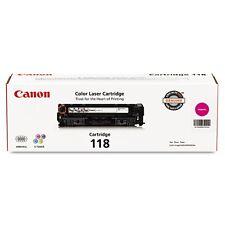 Canon 118 Magenta Toner Cartridge - 2660B001