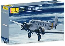 Heller 80380. Maquetade montaje de escala 1/72  Avión Junkers JU52.