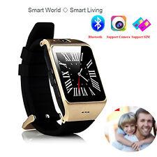 Waterproof Bluetooth Smart Watch GSM Wrist Bracelet For Android Men Women Boys