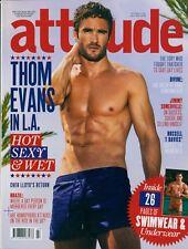 Attitude - Issue 246 - Thom Evans cover