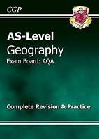 AS Level Geography AQA Revision Guide, Richard Parsons | Paperback Book | Accept