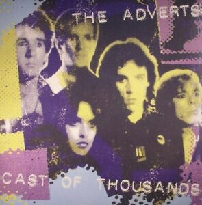 ADVERTS, The - Cast Of Thousands (Record Store Day 2016) - Vinyl (LP)
