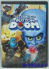 Megamind 's Button Of Doom DVD - All New Mega Adventure