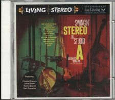 George Siravo - Swingin' Stereo In Studio A (CD Album)