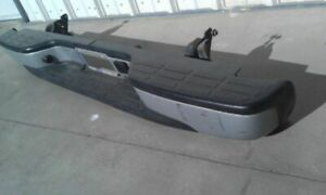 99 00 01 02 03 04 05 06 07 SILVERADO 2500 USED. PAINTED REAR BUMPER ASSEMBLY