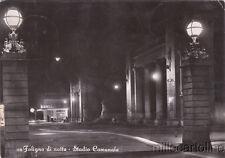 FOLIGNO - Stadio Comunale di notte 1954